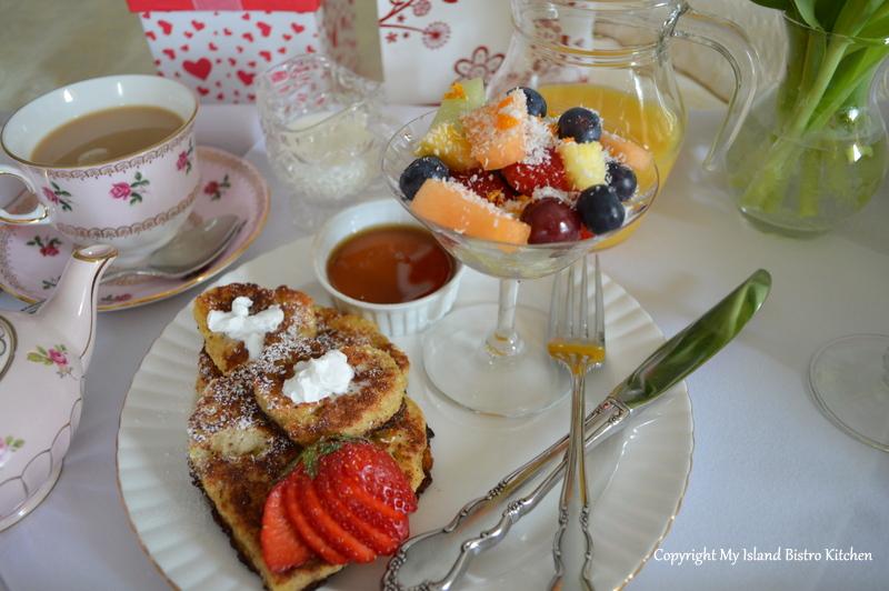 Irish Cream French Toast