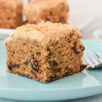 Farmhouse Crumb Cake