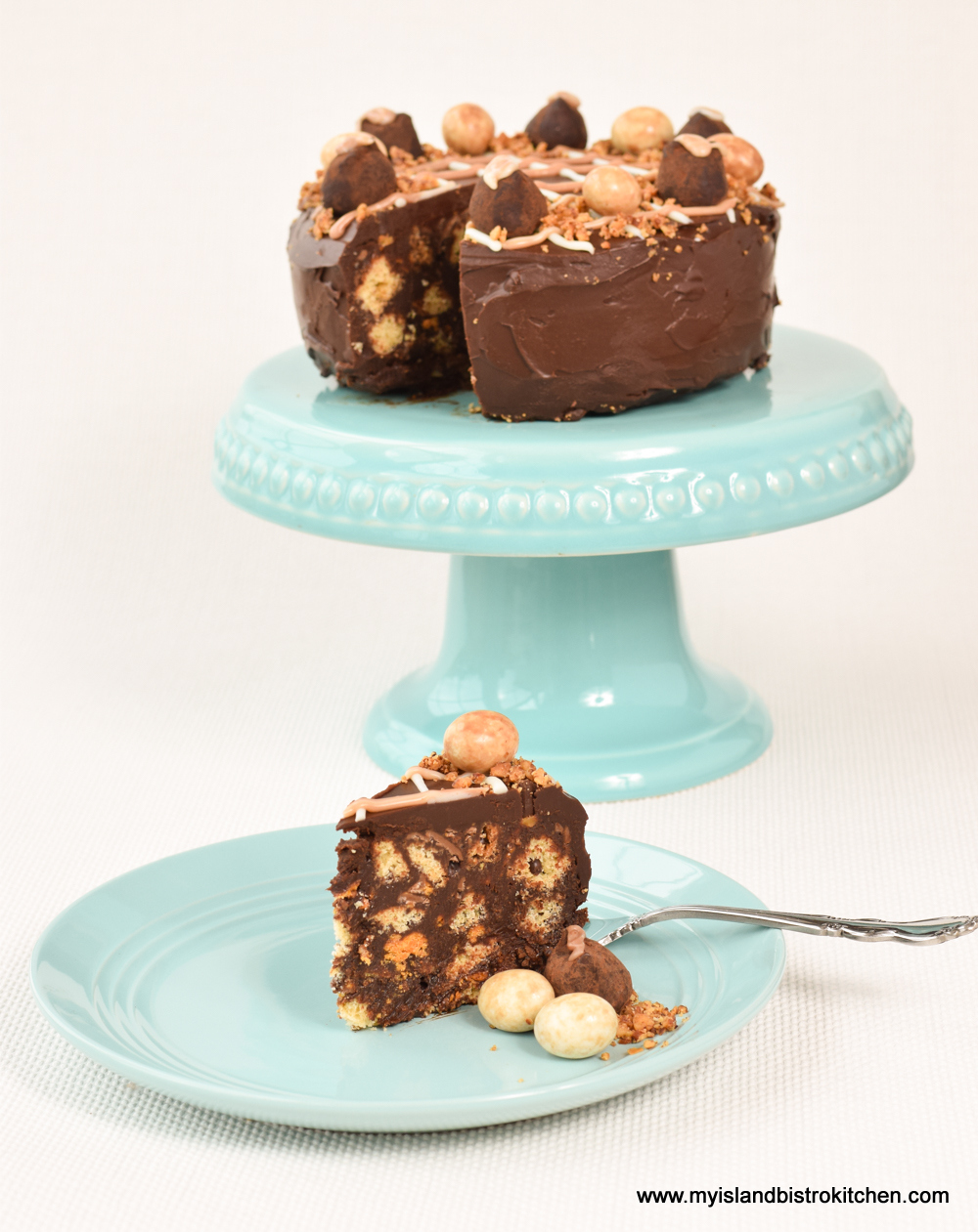Chocolate Biscuit Cake