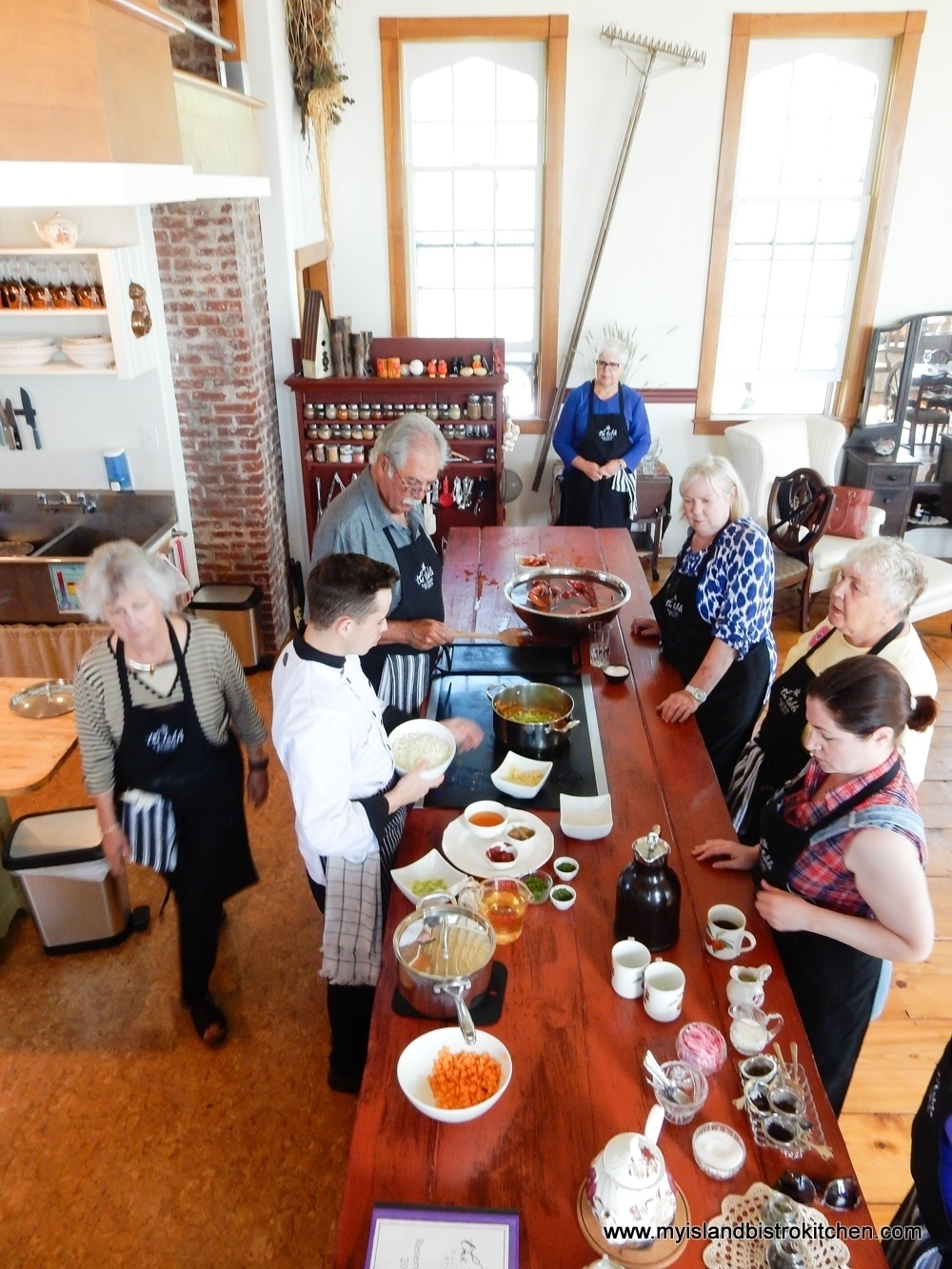 The Table Culinary Studio, New London, PEI