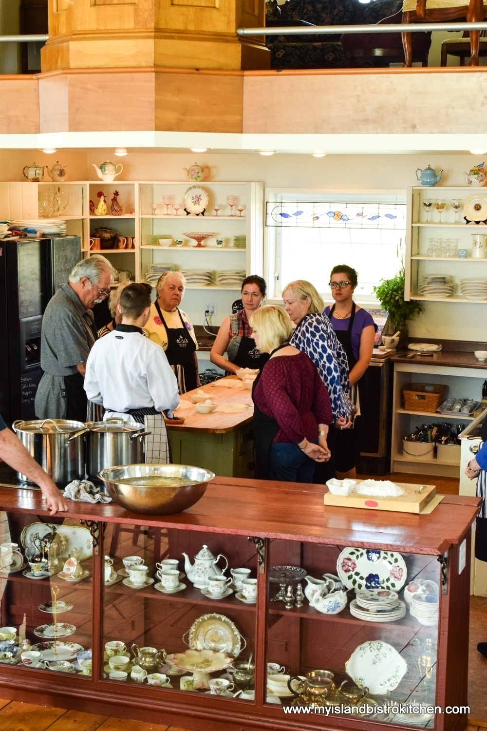 The Kitchen at The Table Culinary Studio, New London, PEI