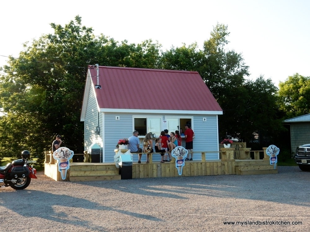 Somerset Dairy Bar, Kinkora, PEI