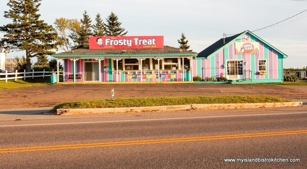 Frosty Treat #2 Location in Kensington, PEI