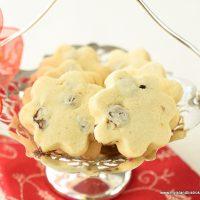 Rum and Raisin Cookies
