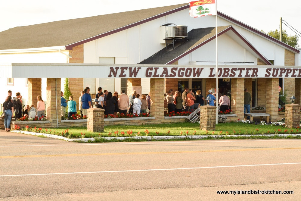 Exterior of New Glasgow Lobster Suppers Building
