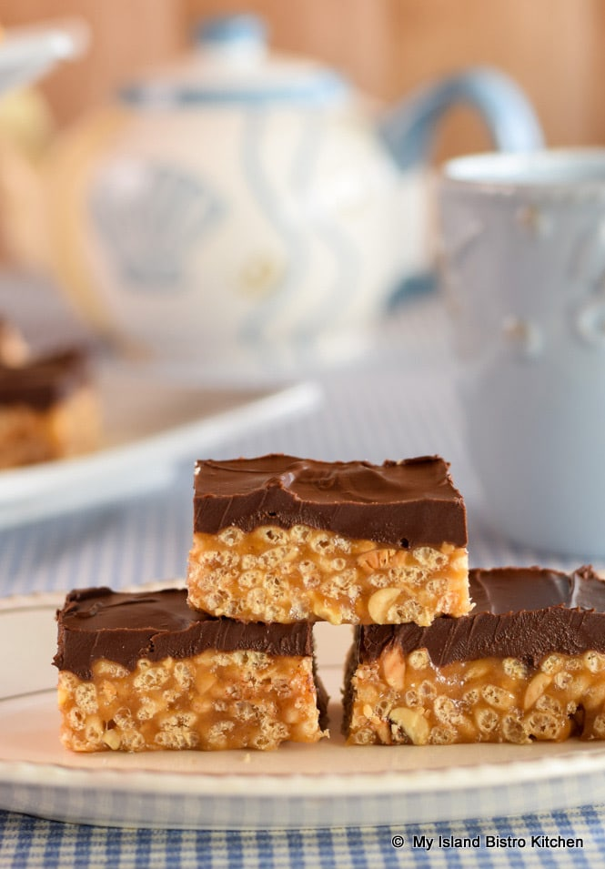 Stack of Sweet Marie Bars