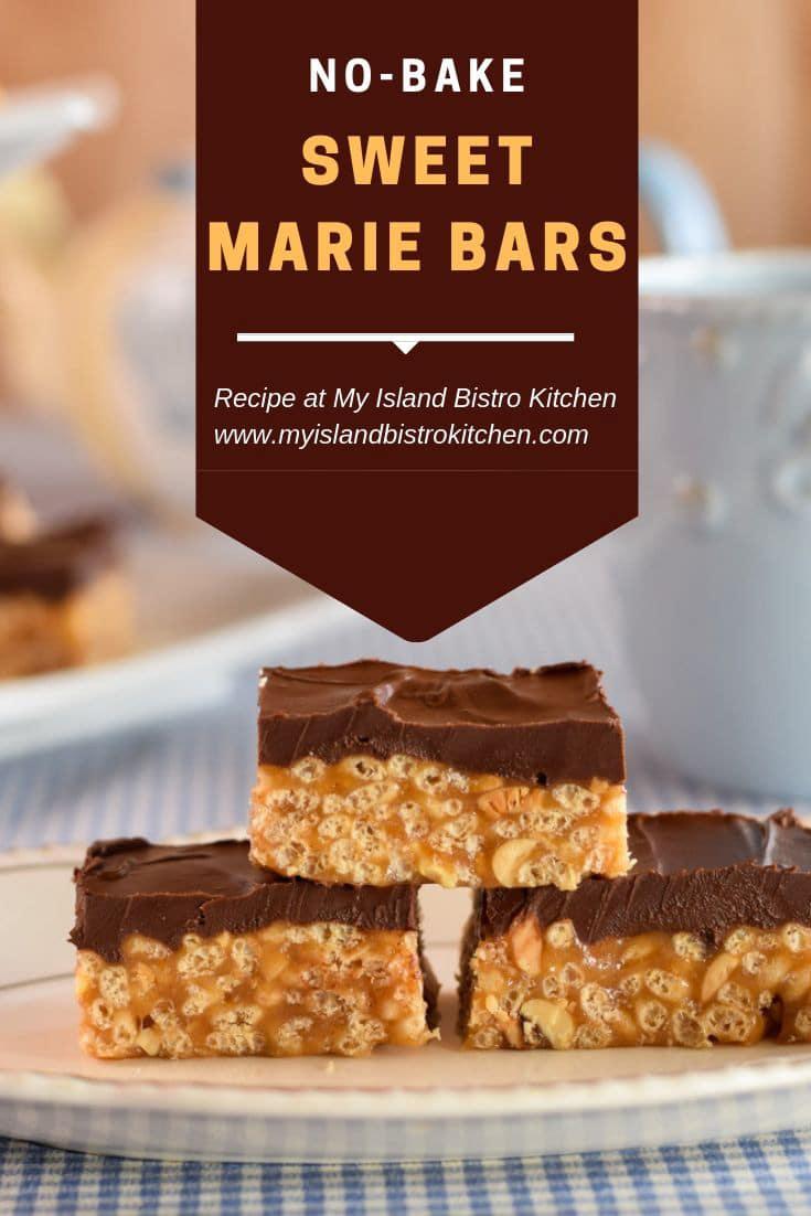 Sweet Marie Bars
