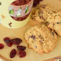 Christmas Drop Cookies