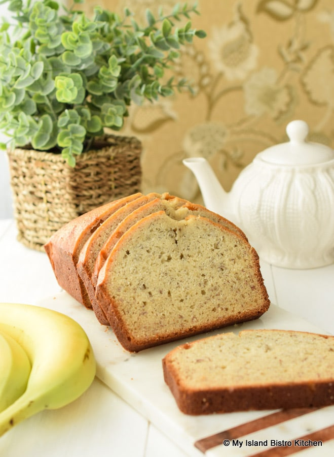 Banana Quick Bread
