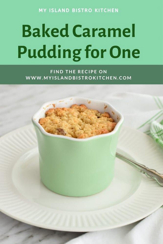 Baked Caramel Pudding