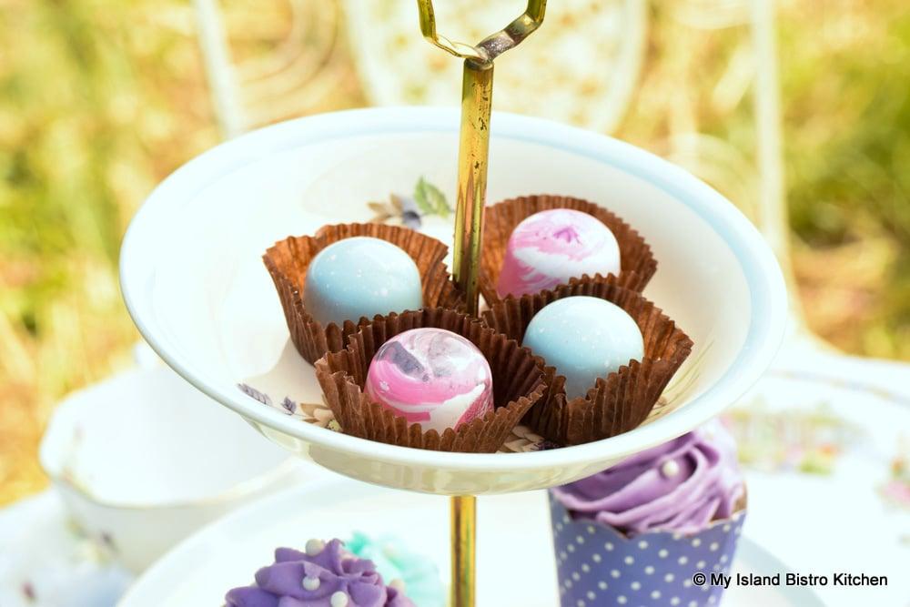 Artisan hand-made chocolates