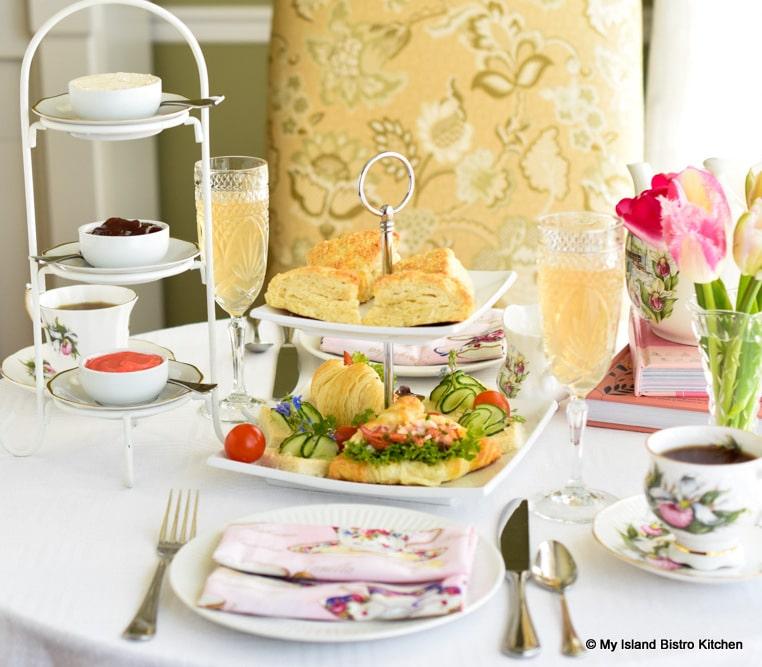 Teatime Table