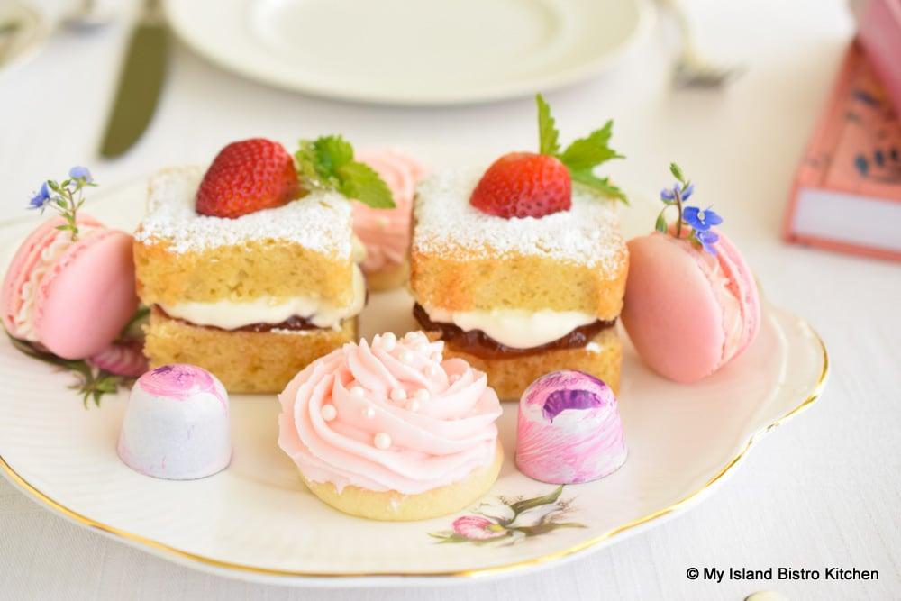 Desserts for Teatime