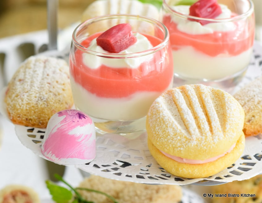 Sweets Course - Teatime